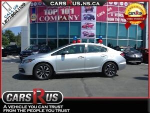 2014 Honda Civic FINANCE AND GET FREE WINTER TIRES!