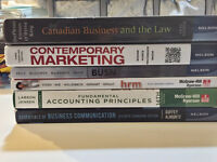 RRC Business Administration Textbooks