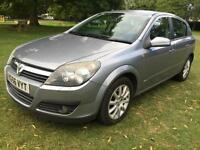 2006 Vauxhall Astra 1.6i 16v Design NEW MOT NEXT 10/08/2017