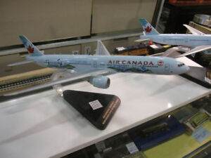 Model Airplanes - Mahogany