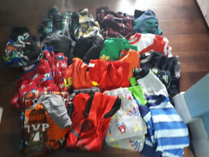 Boys clothes size 6 and 7