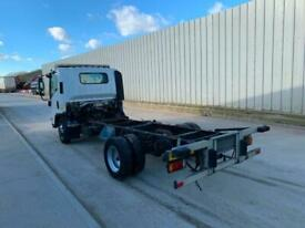 ISUZU TRUCKS FORWARD N75.190 AUTO CAB AND CHASSIS FOR SALE