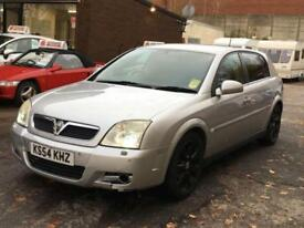 Vauxhall Signum Elite V6 2004/54 5dr Petrol Semi Auto High Spec Sat Nav Leather
