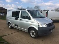 Vw camper leisure drive top spec !!!