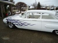 1960 Chevy Custom Lowrider  REDUCED  REDUCED  REDUCED