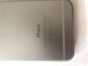 iPhone 6 - Gray 16g - Good condition