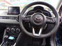 2018 Mazda 2 5dr Hat 1.5 90ps Sport Nav Auto 5 door Hatchback