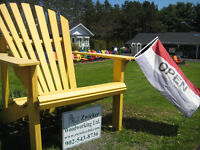 Adirondack-chairs! Best Quality since 1980!  SALE!!