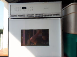 Frigidaire Gallery wall mount Oven.