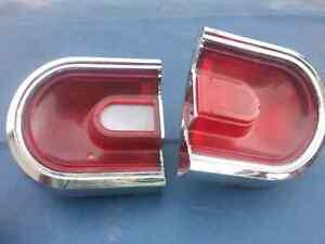 1965 Dodge Dart tail lights