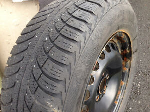 215/65 R 16 gislaved nord frost tires
