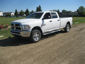 2018 dodge 3500 diesel long box crew cab pickup
