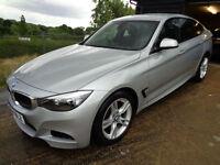 BMW 320 2.0 ( 184bhp ) ( s/s ) 2013MY i xDrive M Sport GT