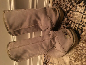 Size 8 Women's Tall Classic Uggs