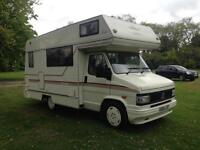 Talbot Express 1300 Auto Trail Cheyenne Rico 4 Berth Camper Van / Motor Home