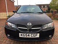 Nissan Almera 1.8 SXE Petrol Manual, 1 Year MOT, Good Condition, Excellent Drive