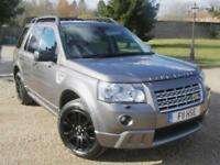 LAND ROVER FREELANDER HSE HST SPORT LE DYNAMIC NAV LEATHER PANORAMIC FSH GREY