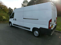 White Citroen Relay 2.2HDi 130 35 L3H2 ***FROM £156 PER MONTH***