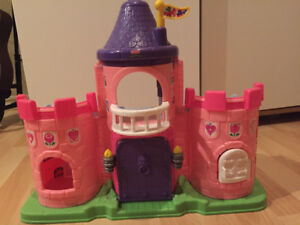 Château Fisher Price Little People