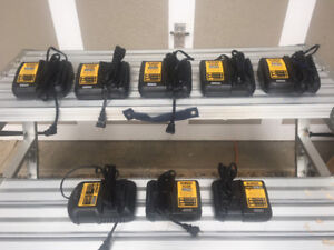DeWalt 12V/20V Battery Chargers