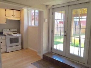 Spacious and very bright room available in walkout basement