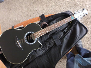 Accoustic/Electric Guitar
