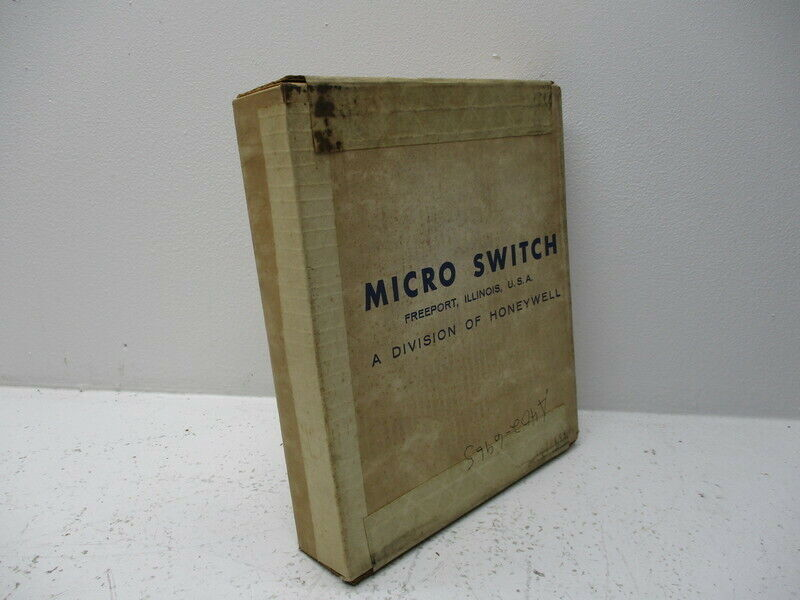 MICRO SWITCH BZLN-5-LH * FACTORY SEALED *