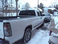 2002 Chev 2wd, ext, Cab Pickup 1500 - $2500