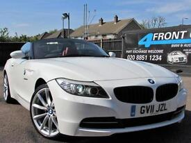 2011 BMW Z4 SDRIVE 23I HIGHLINE EDITION AUTOMATIC PETROL CONVERTIBLE PETROL
