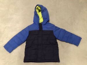 Gymboree Toddler 4T/5T Winter Jacket