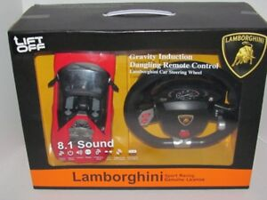 1:14 SCALE RC LAMBORGHINI with steering wheel