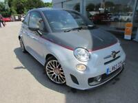 2013 Abarth 595 1.4 T-Jet Turismo 3dr Petrol grey Manual