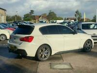 2016 BMW 1 Series 3.0 M135I 5d 322 BHP Hatchback Petrol Manual
