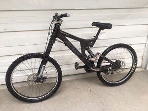 Specialized Big Hit with upgraded components PRICED TO SELL FAST