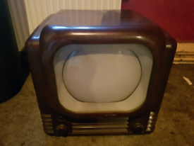 Old 50s TV type tv22