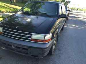 1995 Plymouth Voyager Sport Wagon