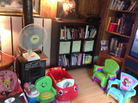 Offering Childcare in Beaver Bank area