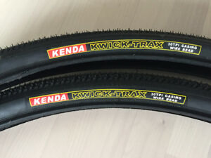 New Bicycle tires