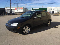 2006 FORD FOCUS ZXS SES **110,000KM** CERTIFIER !!