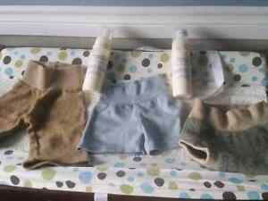 Wool cloth covers