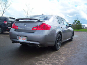 2009 Infiniti G37 S Sedan 6MT Rare Low Km