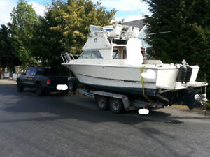 Wanted - Twin used Outboards and Fly by Wire
