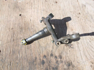 2000 Yamaha Warrior 350 ATV Front Knuckle Spindle