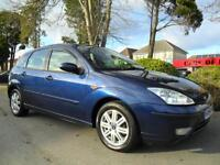 FORD FOCUS 1.8i 16v 2004 GHIA COMPLETE WITH M.O.T HPI CLEAR INC WARRANTY