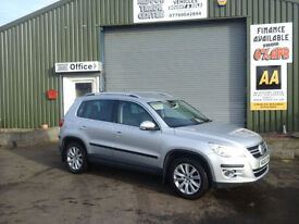 Volkswagen Tiguan 2.0TDI ( 140ps ) 4Motion 2011MY Match** Only 65k miles**,