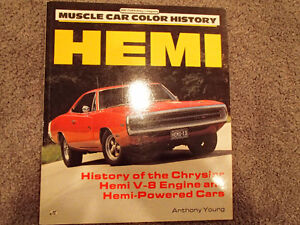 HEMI - History of the Chrysler HEMI V-8 Engine and HEMI-Powered