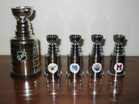 Lot de 5 Coupe Stanley