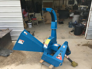 Wood Chipper - PTO 3 point - BE BX40