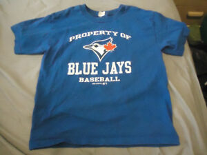 Toronto Blue Jays Tshirt Boys size Large