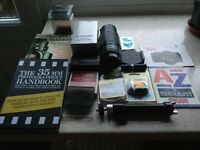 Pentax - a zoom lens